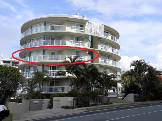 "Unit 7 ""Pumicestone Apartment""63 Lower Gay Terrace, Caloundra"
