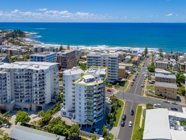 "Unit 91 ""The Pinnacles"" 42 Canberra Terrace, Caloundra"