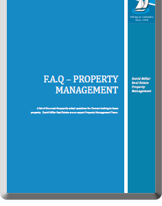 Property Management - Frequently Asked Questions