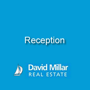 Receptionist at David Millar Real Estate