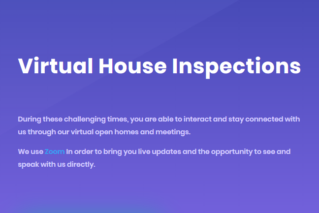 Virtual House Inspections